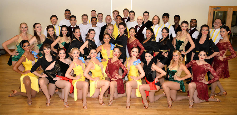 Caramelo Latin Dance Performance Teams 2015