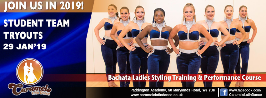 bachata ladies styling performance course