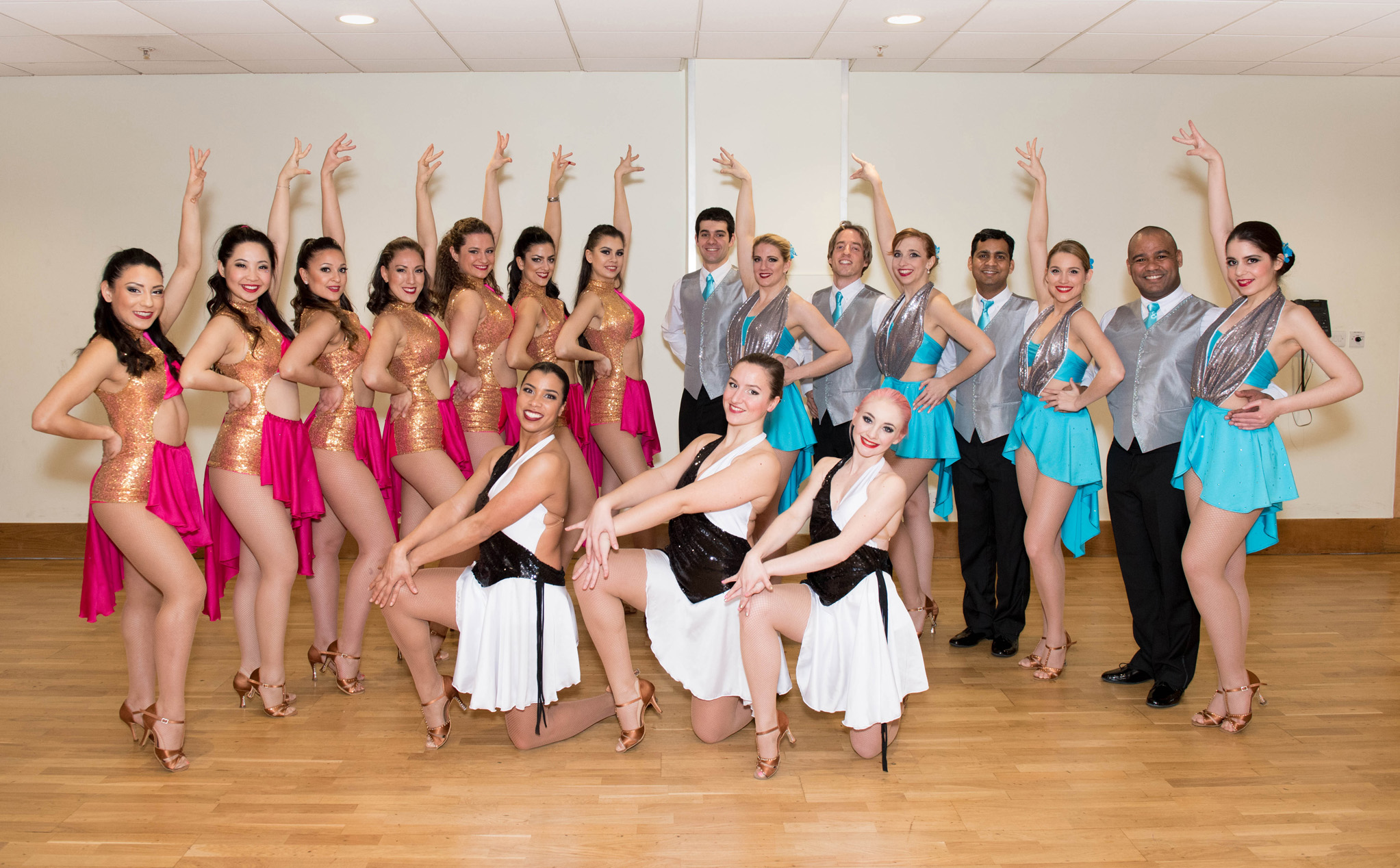 latin dance salsa performance teams London