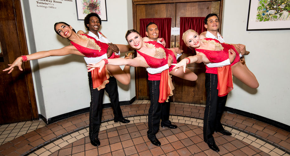 Salsa Team Caramelo Latin Dance London