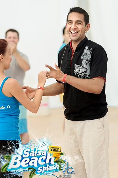 Team Building Dance Classes in London with Shaan