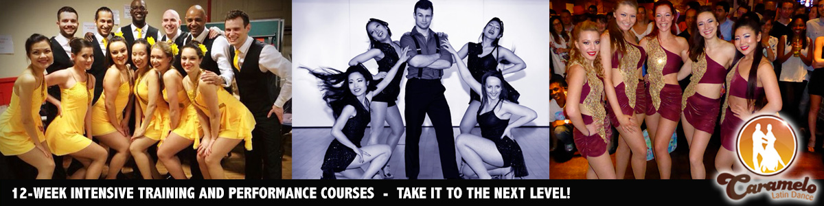 Caramelo Latin Dance Training & Performance Courses
