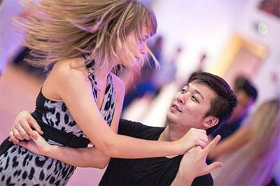 Gift Voucher for Salsa Classes and Latin Dance Courses