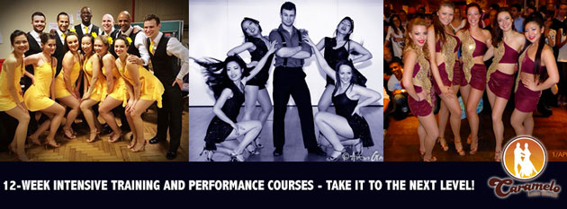 Salsa Performance Teams