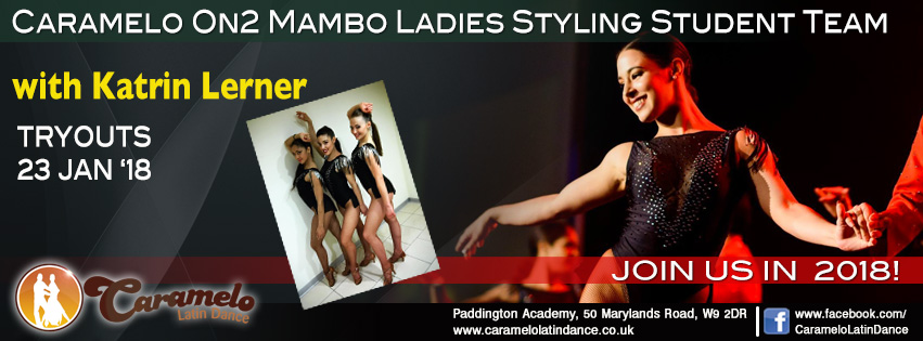 On2 Mambo ladies styling performance course