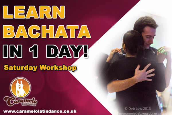 Intensive Bachata Beginners Saturday Workshop at Caramelo Latin Dance