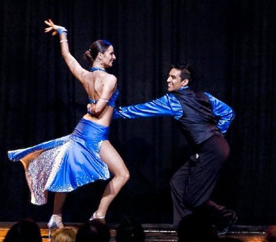 NY Mambo Classes at Caramelo Latin Dance