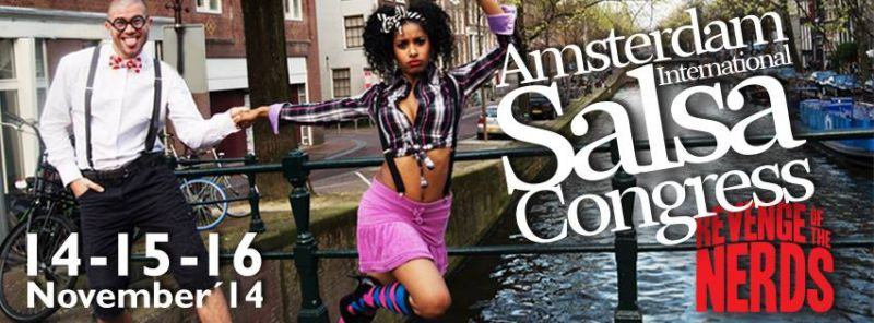 Amsterdam International Salsa Congress 2014